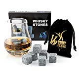 Ensemble de 9pcs de pierres de Whisky Ice Cubes Body and Base LTD