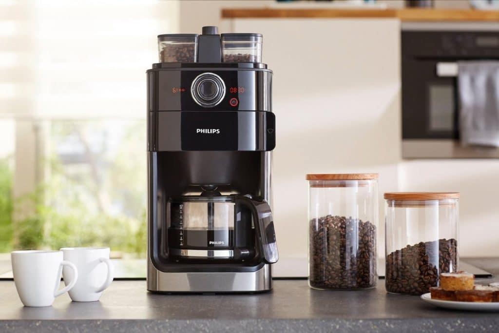 Pourquoi acheter une machine à café à grain Philips