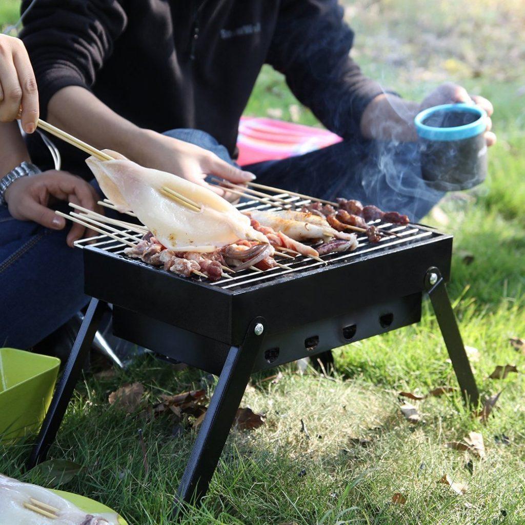Le Footprintse BBQ Barbecue