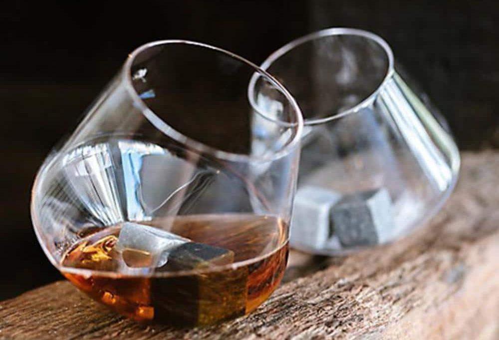 Pierres à whisky présentation