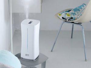 fonctionnement d'un humidificateur d'air