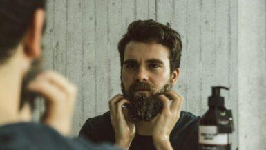shampoing à barbe