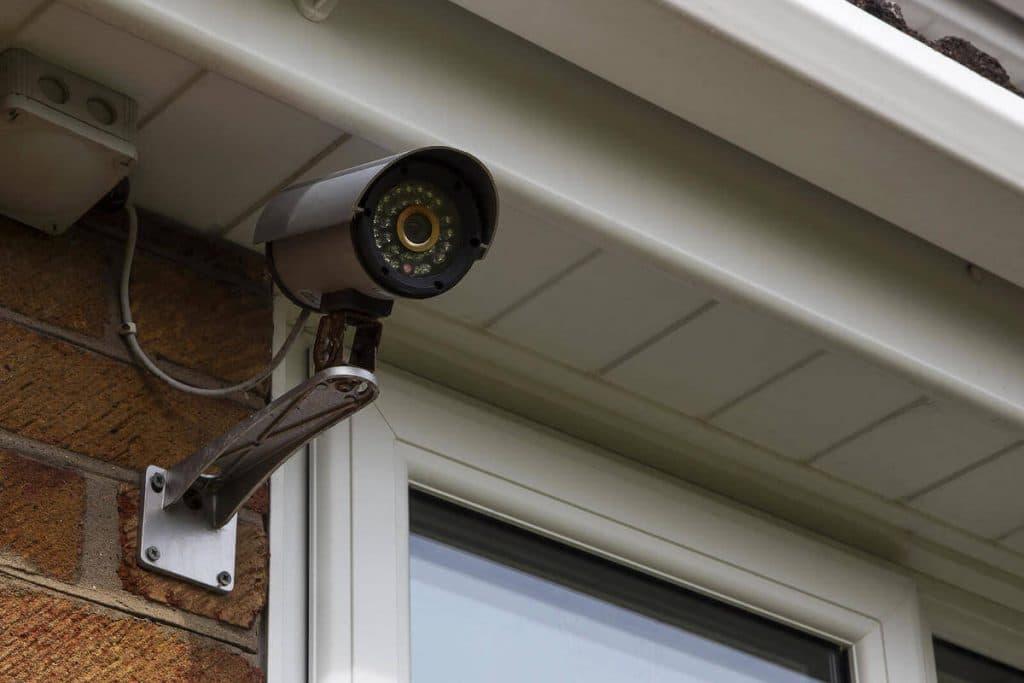 caméra de surveillance extérieure sans fil