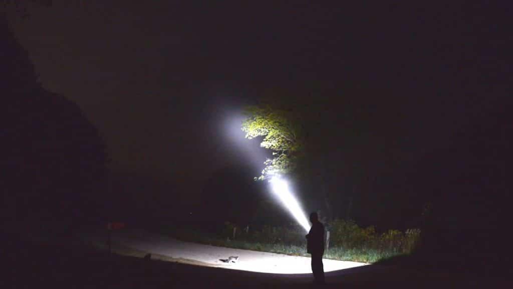 lampe tactique x800 shadowhawk