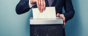 Présentation Destructeur de document coupe droite ou croisée