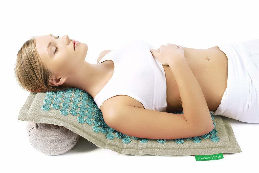 Tapis Champ de Fleurs - Efficace pour traiter les maux de dos