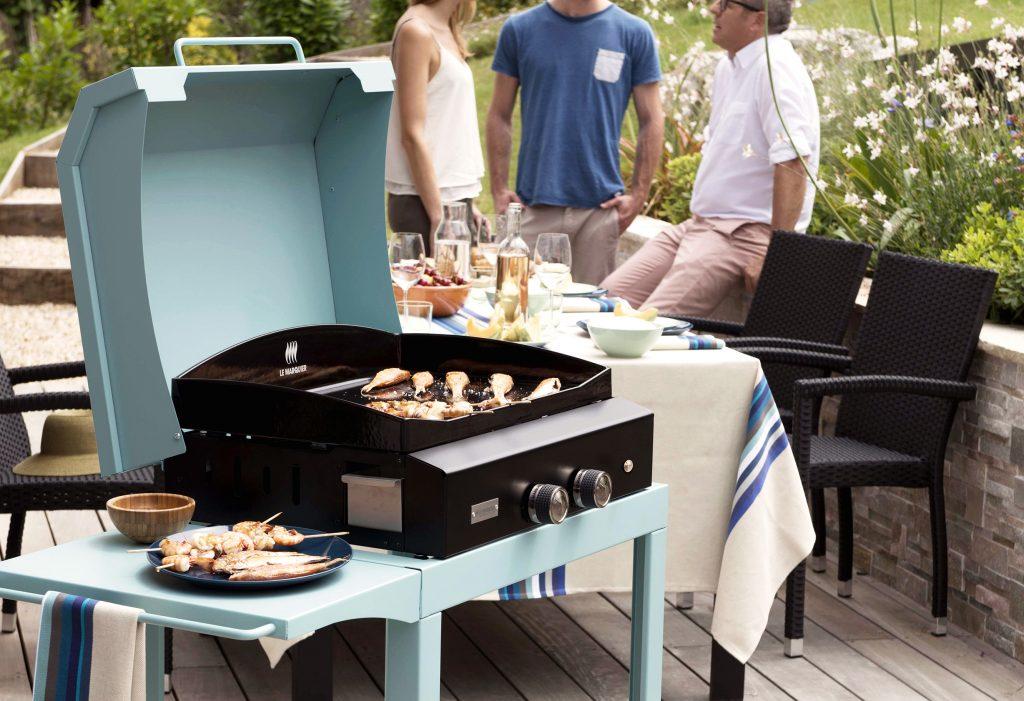 Qu'est-ce qu'un barbecue électrique