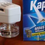 Prise anti moustique