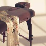 La bonne hauteur de la table de massage