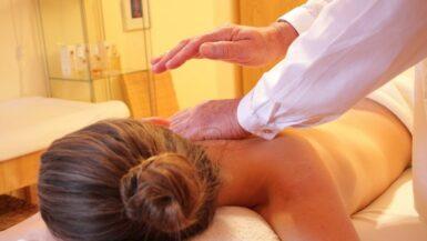 Le massage dans la médecine
