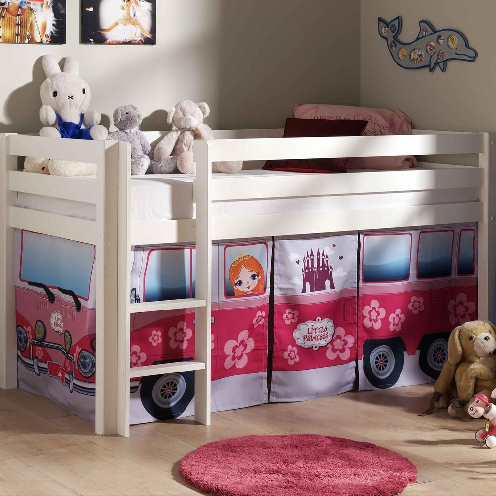 Tente de lit