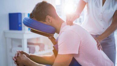 utilisations d'une table de massage